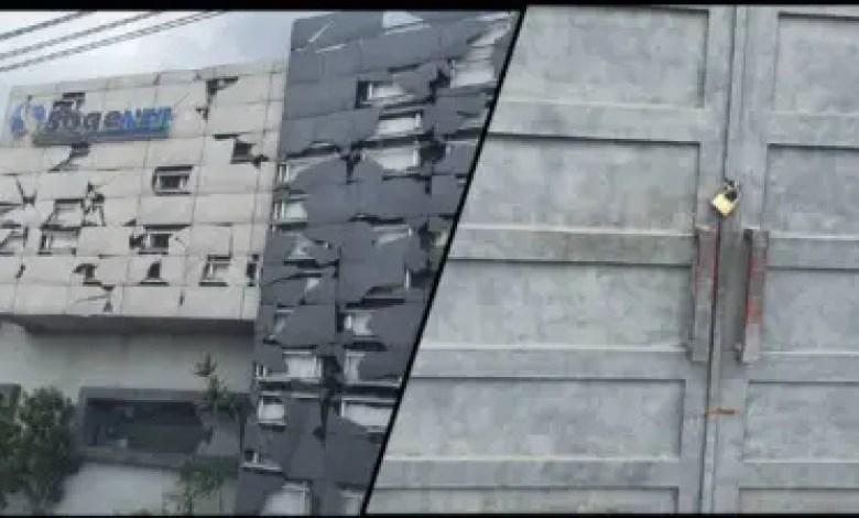 La Sogener et autres bâtiments saisis par l'Etat, Dimitri Vorbe crie à la « persécution » 1