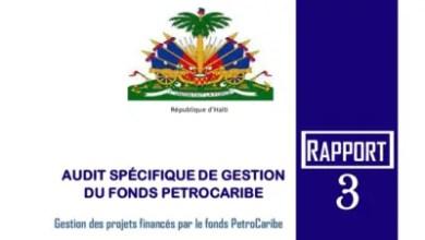 Photo de PetroCaribe : la Cour des Comptes recommande la récupération des fonds dilapidés