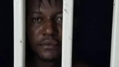 Photo de Jouma, Chef de gang de Simon-Pelé, arrêté par la police