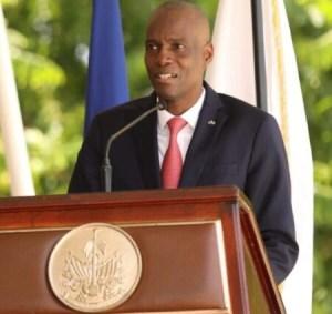 """""""Jovenel Moïse n'est pas digne d'être Président d'Haïti"""", a indiqué Monique Clesca 1"""