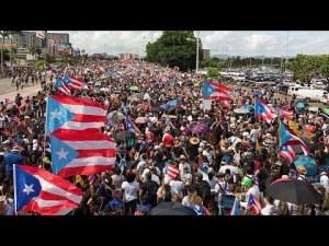 Sous la pression de la rue, le gouverneur de Porto Rico, Ricardo Rossello démissionne 1