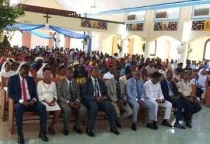 Culture : célébration de la fête patronale de Marchand Dessalines (Artibonite) sur fond de division 2
