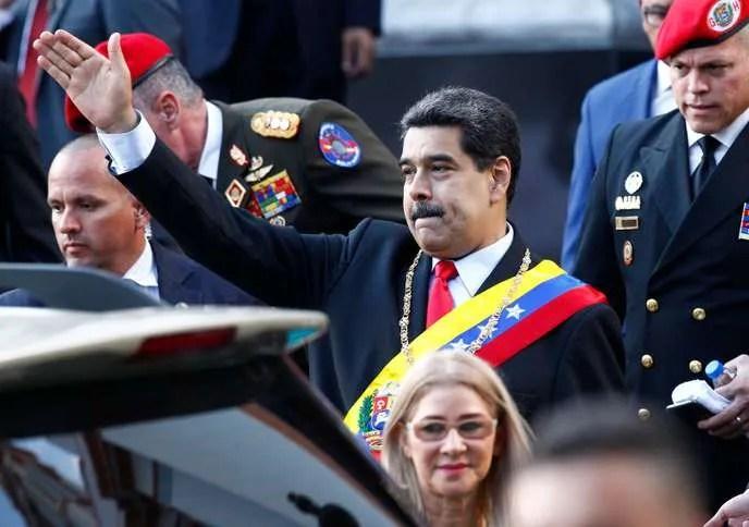 Venezuela: Nicolas Maduro inculpé pour