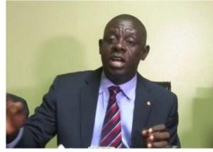 """Le sénateur Onondieu Louis qualifie de """"politique"""" le rapport de la Fondation je klere 1"""