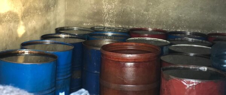 Arrestation d'au moins 10 individus et saisie de carburant réalisées par les forces de l'ordre à Delmas