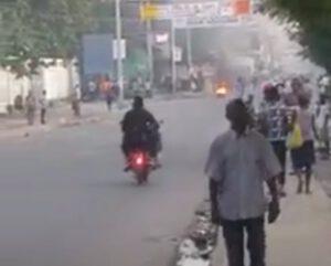 Cap-Haïtien : paralysie des activités socio-économiques 1