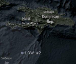 Onde tropicale : la population haïtienne appelée à la vigilance par la Protection civile 1
