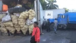 Petit-Goâve (Ouest) : un chauffeur de camion blessé sur la Route nationale numéro 2 1