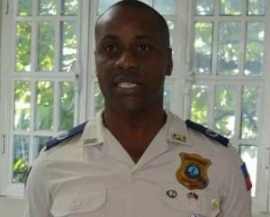 L'inspecteur général Frantz Georges licencié de la police pour trafic illicite 1