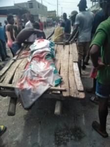 Journée mouvementée dans la ville des Cayes (Sud), un mort recensé... 1