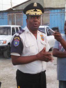 Le commissaire divisionnaire Frantz Mathurin installé à la tête de la police des Nippes 1