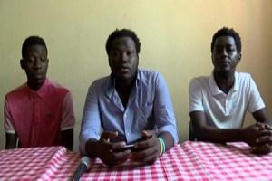 """La Coalition de la jeunesse et des universitaires engagés d'Haïti prône un """"dialogue franc"""" entre les acteurs politiques 1"""