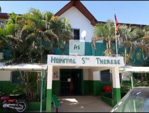 Miragoâne (Nippes) : l'hôpital Sainte Thérèse en proie à une pénurie d'eau 1