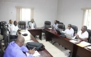 Le Ministère de l'éducation nationale planche sur la reprise des activités scolaires en Haïti 1