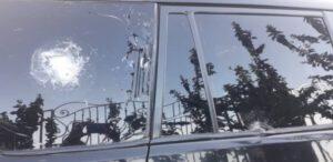 L'ex ministre Jean Fritz Jean Louis confirme qu'il a été victime par des civils armés de l'intérieur de son véhicule 2