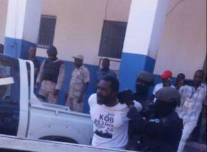 Arnel Bélizaire transféré à Port-au-Prince après son arrestation à Jacmel (Sud'Est) 1