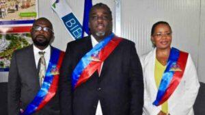 L'un des maires assesseurs de la Mairie de Port-au-Prince, Bernard Joseph démissionne... 1