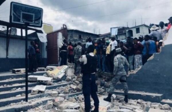Grave accident de la circulation à Pétion-Ville : au moins 2 morts recensés 1