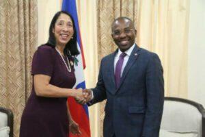 128 haïtiens déportés des États-unis en Haïti, dans un contexte dominé par le Coronavirus