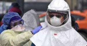 Coronavirus : 4 309 cas de contamination, 73 décès, pas de données sur les personnes rétablies