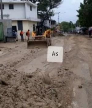 Inondations à Port-au-Prince