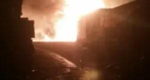 Ouanaminthe (Nord'Est) : incendie d'une maison, 2 morts et un blessé grave recensés
