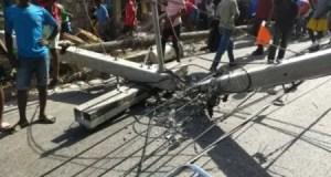 Dans la commune de Pétion-Ville, précisément à Pèlerin 1e, un accident de la circulation fait un mort et plusieurs blessés