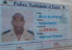 Gonaïves (Artibonite) : mort suspecte d'un inspecteur de police au commissariat, la thèse du suicide privilégiée