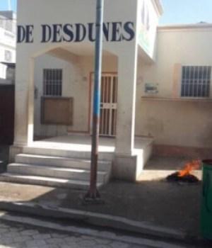 Desdunes (Artibonite) : protestation contre le maintien du Conseil municipal