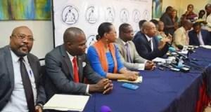 Démission collective des 8 membres du Conseil électoral provisoire