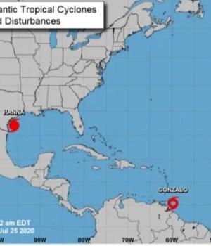 Météo : l'ouragan Gonzalo ne représente aucune menace pour Haïti, la prudence reste de mise