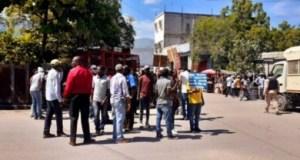 Poursuite des sit-ins devant les locaux de la BRH pour dénoncer la baisse du dollar face à la gourde