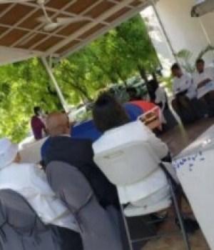 Les obsèques du Bâtonnier de l'ordre des avocats de Port-au-Prince réalisées à huis clos