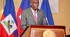 A la 75e session ordinaire de l'ONU, Jovenel Moise rêve d'organiser des élections libres et honnêtes