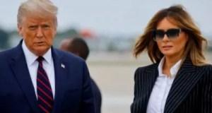 Le Président américain Donald Trump et son épouse testés positifs à la COVID-19