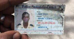 Port-au-Prince : un agent de la Police nationale d'Haïti tué au centre-ville
