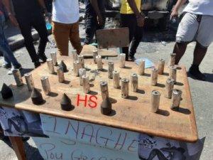 """Des étudiants de l'Université d'État d'Haïti lancent """"Fantôme UEH"""""""