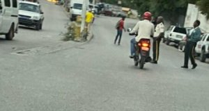 Port-au-Prince - Kidnapping : protestation contre l'enlèvement d'un chauffeur de camionnette