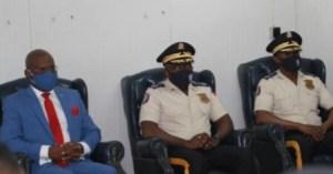 Léon Charles installé à la tête de la Police nationale d'Haïti