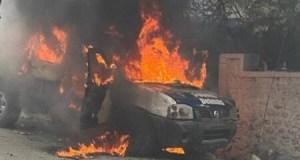 Port-au-Prince - manifestation : une personne tuée par balle, un véhicule de police et un station-service incendiés