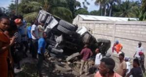Fonds-des-Nègres (Nippes) : 3 morts dans un accident de la circulation