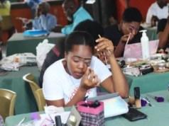 Séminaire : l'agence Dia make-up offre le maquillage artistique rêvé