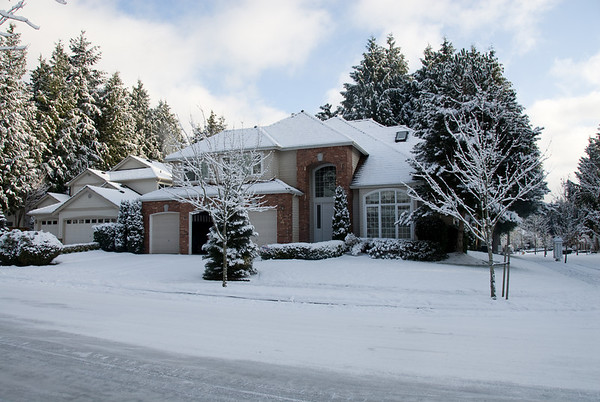 December 2008 Snow Storm