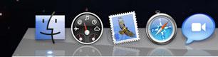Mac 3D Dock