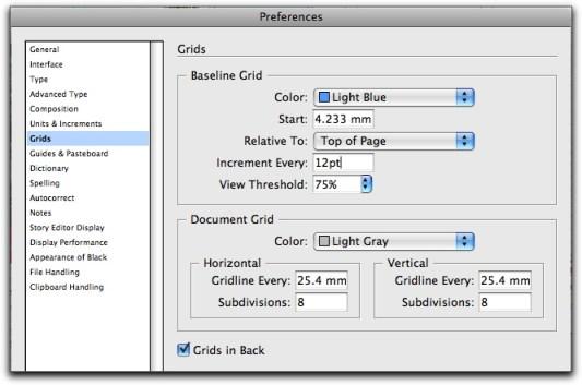 How to Use Baseline Grids in InDesign - Haiz Design - Haiz Design