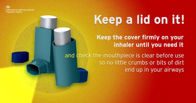 Inhalers safety notice