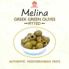 Melina Deli Food Labels
