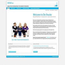 Die Brücke Research Website
