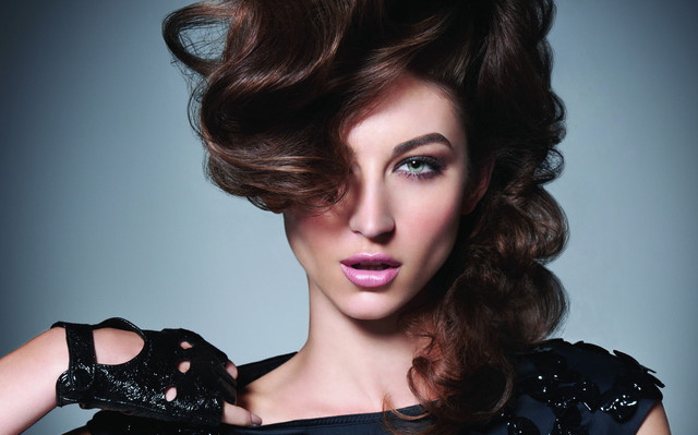 Paul Mitchell, Curled hair up, Avantgarde, Haize Hair Salon - Contact Us