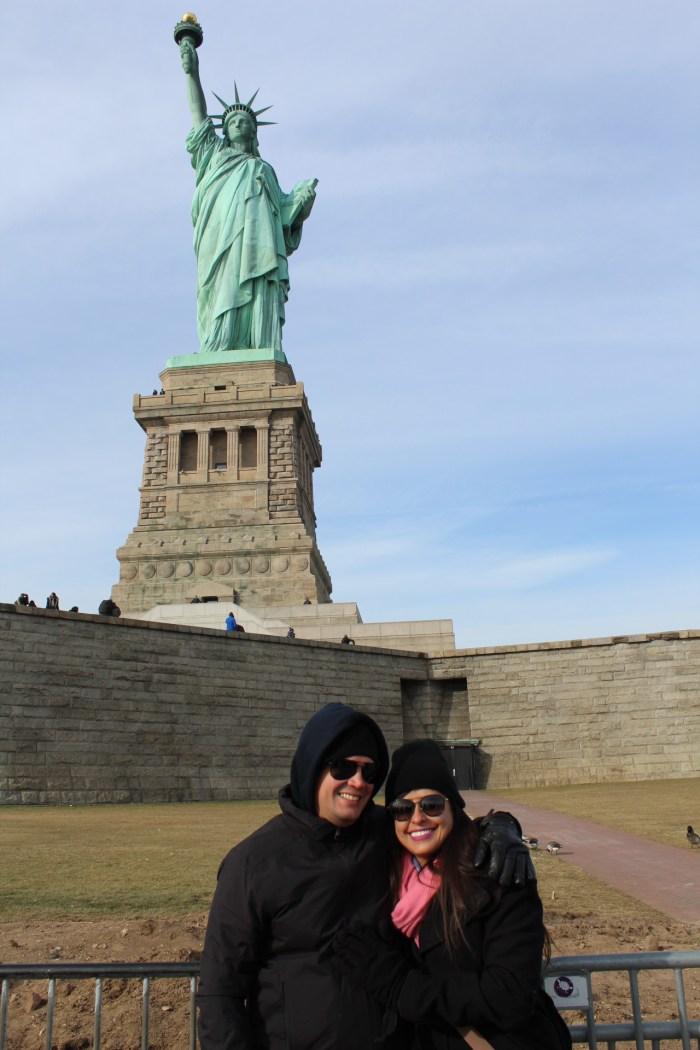 Viagem para Nova York